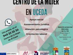 Uceda ya cuenta con un servicio de atención presencial del Centro de la Mujer