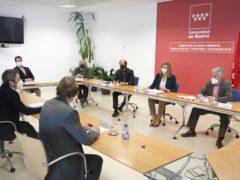 La Comunidad de Madrid lamenta el cierre unilateral de las pistas de esquí de Navacerrada por parte del Gobierno central