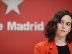 Díaz Ayuso anuncia ayudas de hasta 200.000 euros a empresas de sectores excluidos por el Gobierno central