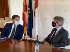 La Comunidad de Madrid impulsa la colaboración en materia de transportes con Castilla-La Mancha