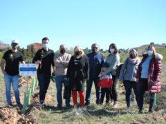 El Ayuntamiento de El Casar planta 1.500 árboles que absorberán 170.000 kg de CO2