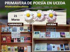 Las Bibliotecas de Uceda están celebrando «Versos en las Redes» para llenar de poesía la primavera