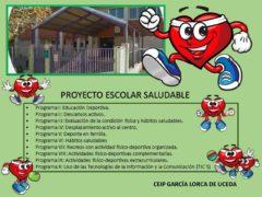 El CEIP García Lorca de Uceda diseña un Proyecto Escolar Saludable