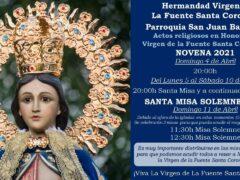 Talamanca de Jarama ya tiene programadas sus misas en Honor a la Virgen de la Fuente Santa Coronada