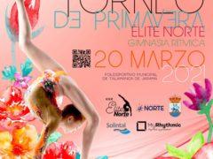 Talamanca de Jarama acoge el «Torneo de Primavera Élite Norte» de gimnasia rítmica