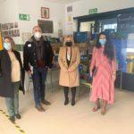 El delegado de Educación de Guadalajara visita los centros educativos de El Casar