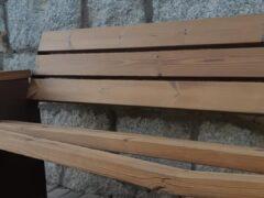 El Ayuntamiento de Valdetorres de Jarama pide que se respete el mobiliario urbano