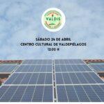 El Ayuntamiento de Valdepiélagos presenta el Proyecto de Comunidad Energética Local