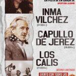 El Ayuntamiento de Valdetorres de Jarama organiza un concierto con Capullo de Jérez, Inma Vílchez y Los Calis