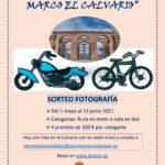 El Ayuntamiento de El Casar organiza un concurso de fotografía sobre «Ruta en moto o bici»