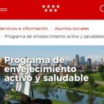 La Comunidad de Madrid ofrece talleres destinados a las personas mayores de forma telemática