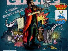 Talamanca de Jarama disfrutará de la actuación familiar de STRAD «El pequeño violinista rebelde»