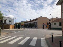 El Ayuntamiento de El Casar finaliza las obras de soterramiento de las líneas eléctricas en la GU-193