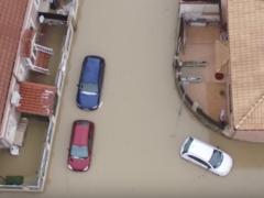 La alcaldesa de El Casar pedirá declarar zonas o el municipio entero como zona catastrófica tras la borrasca 'Lola'