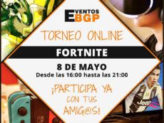 El Centro Joven de El Casar organiza un torneo de Fortnite online para el próximo 8 de mayo