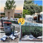 El Ayuntamiento de Uceda vuelve a hacer un llamamiento vecinal ante el vertido incontrolado de basuras