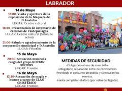 Valdepiélagos se prepara para celebrar la fiesta de San Isidro Labrador