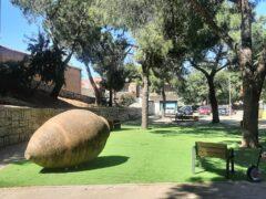 El Ayuntamiento de Valdetorres de Jarama embellece los puntos de recogida de basura