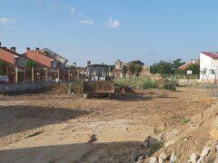 Comienzan las obras para la construcción de dos aulas del CEIPSO de Talamanca de Jarama