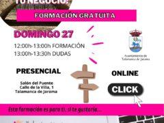 Talamanca organiza el curso «Digitaliza tu negocio»