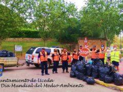 Uceda organiza una batida de limpieza en el Día Mundial del Medio Ambiente