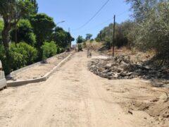 Talamanca de Jarama cortará el tráfico rodado de la Avenida del Salobral por obras