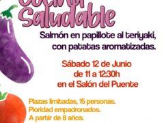 El Ayuntamiento de Talamanca de Jarama organiza un taller de cocina saludable