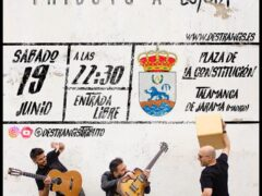 Talamanca de Jarama disfrutará de los tributos a Estopa y El Canto del Loco