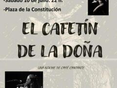 Talamanca de Jarama disfrutará del espectáculo flamento: «El Cafetín de la Doña»