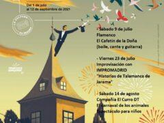 Talamanca de Jarama forma parte del «Festival Escenas de Verano» de la Comunidad de Madrid