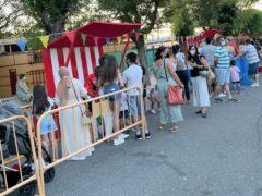 La Feria Familiar de El Casar acogió la participación de 400 personas