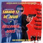 El autocine de El Casar proyectará la película «Reservoir dogs»