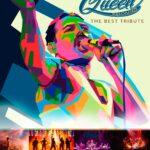 Tributo a la banda británica de rock «Queen» en la urbanización Caraquiz de Uceda