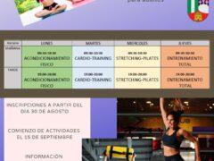 El Servicio Deportivo de El Casar ofrece actividades para adultos a través de «Actívate El Casar»