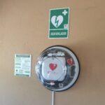 El Ayuntamiento de Uceda instala cinco desfibriladores en Uceda y Caraquiz