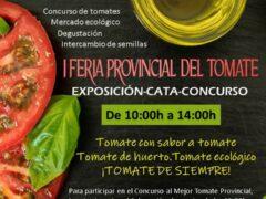 Uceda celebra su «I Feria Provincial del Tomate»