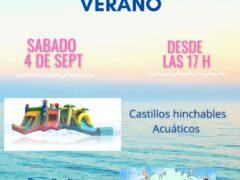 El Ayuntamiento de Talamanca de Jarama programa una divertida fiesta para despedir el verano