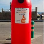 El Ayuntamiento de Fuente el Saz Instala nuevos contenedores para aceite usado de cocina
