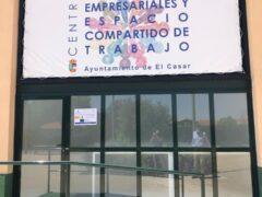 Inaugurado el 'Coworking' de El Casar
