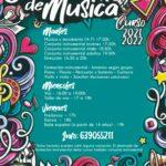La Escuela Municipal de Música y Danza de Talamanca de Jarama abre el plazo de inscripción
