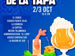 Se celebra la «X Feria de la Tapa» de Talamanca de Jarama
