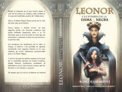 'LEONOR Y LA SOMBRA DE LA DAMA NEGRA', un libro donde el ajedrez da lugar al misterio y a los fenómenos paranormales