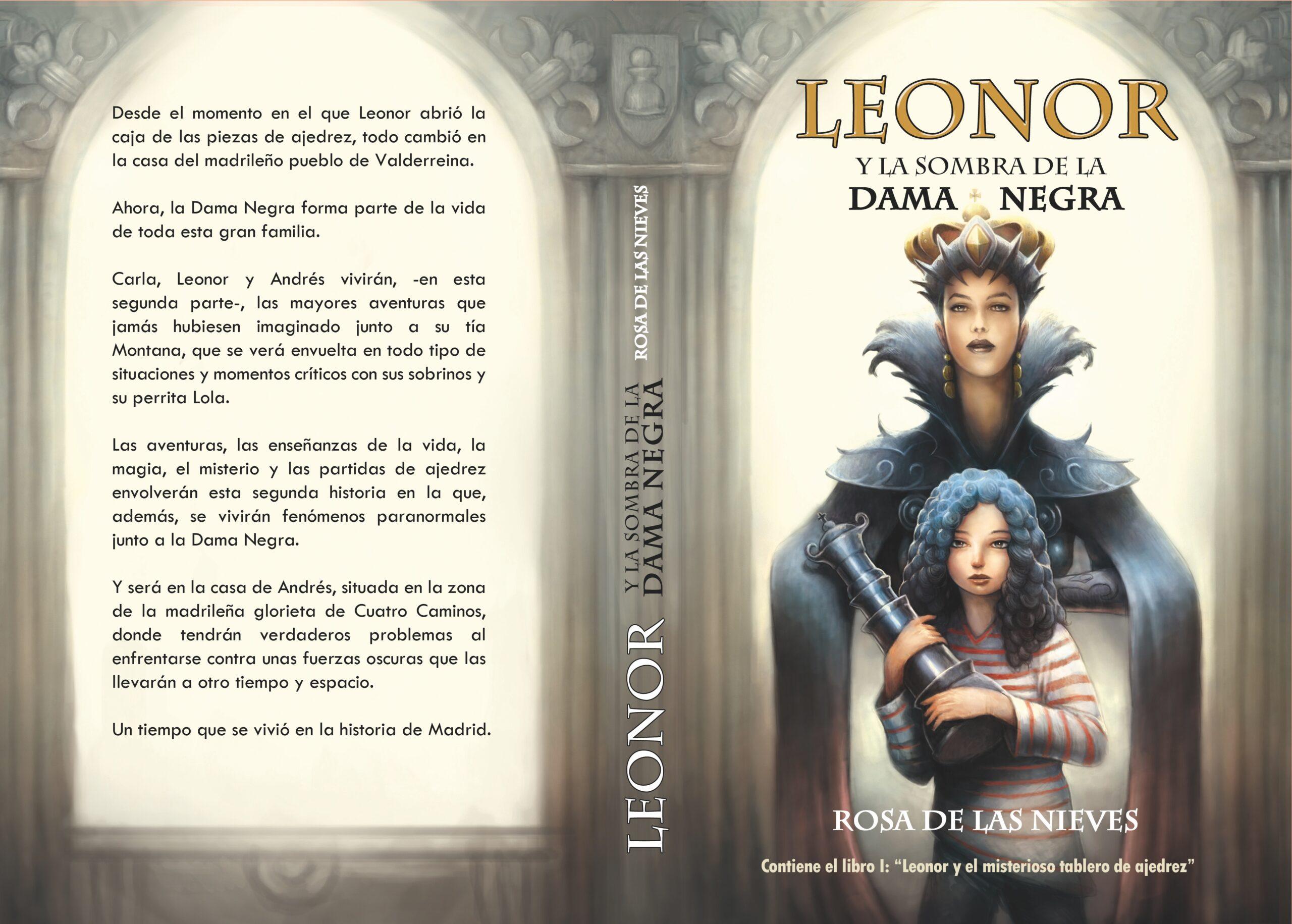 Leonor y la sombra de la dama negra