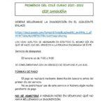 Abierto el plazo de inscripciones para los «Primeros del Cole» de Talamanca de Jarama