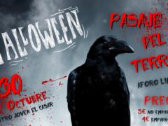 El Casar ya está preparando su «Pasaje del Terror Halloween 2021» para todos los públicos