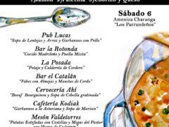Comienza la «III Feria Cuchara Valdetorres de Jarama»