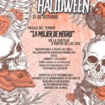 Noche de máximo terror en Halloween 2021 de Talamanca de Jarama