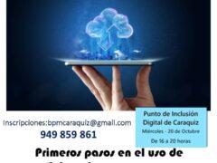 El Ayuntamiento de Uceda pone en marcha un taller de aprendizaje de Internet para mayores