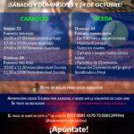 El Ayuntamiento de Uceda organiza un «pozo benéfico de pádel» para ayudar a La Palma